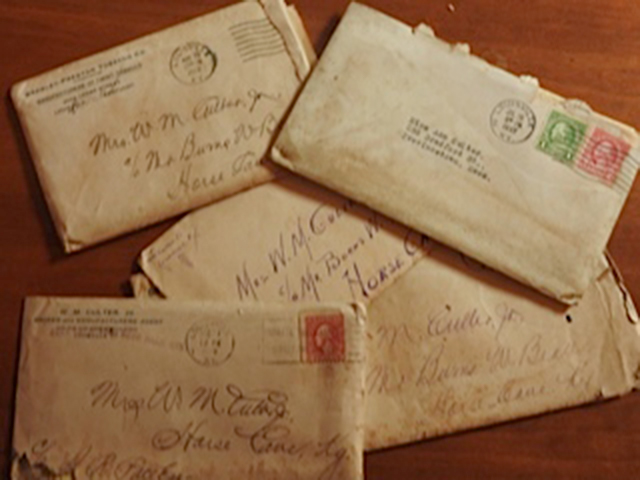 Letters - Wolf Pen Mill Farm