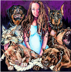 Sarah Stolar, Guard Dogs, 2016-17