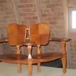 Gaudi chairs