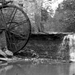 Wolf Pen Branch Mill, by Claude Carson Matlack, ca. 1910