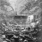 Wolf Pen Branch Mill, by Matlack, ca. 1910