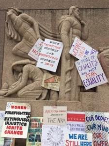DC March - photo: Joan Baker