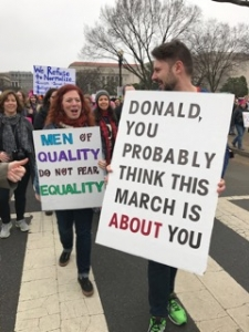 DC March - photo: Laurie Doctor