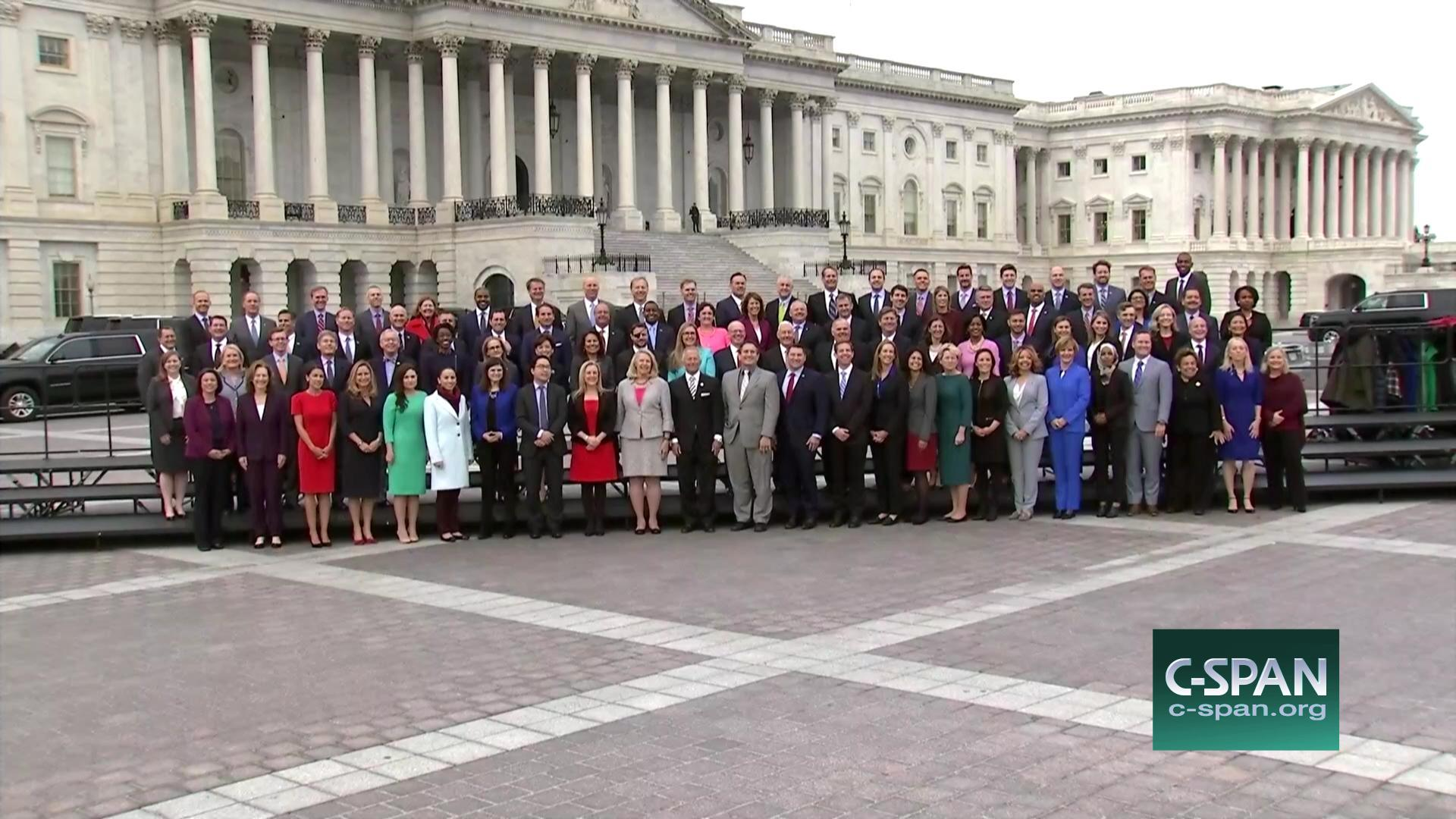 116th Congress - Freshman Class
