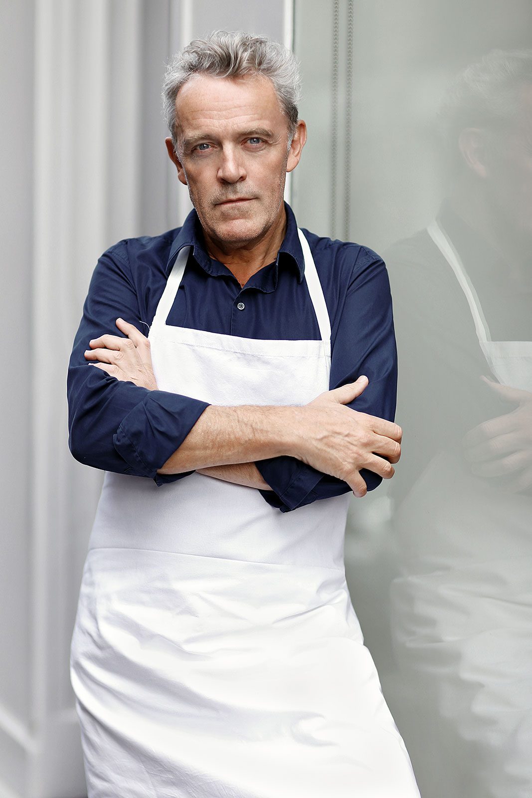 Chef Alain Passard of Arpège ©Douglas McWall