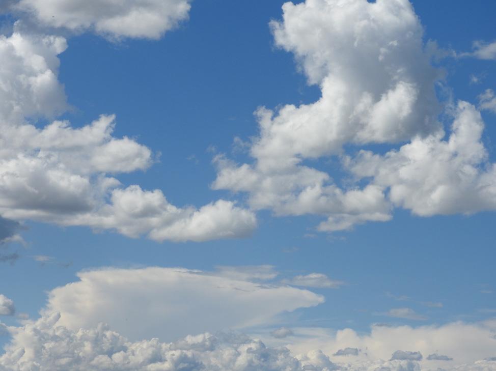 Apache Mesa - Blue Sky