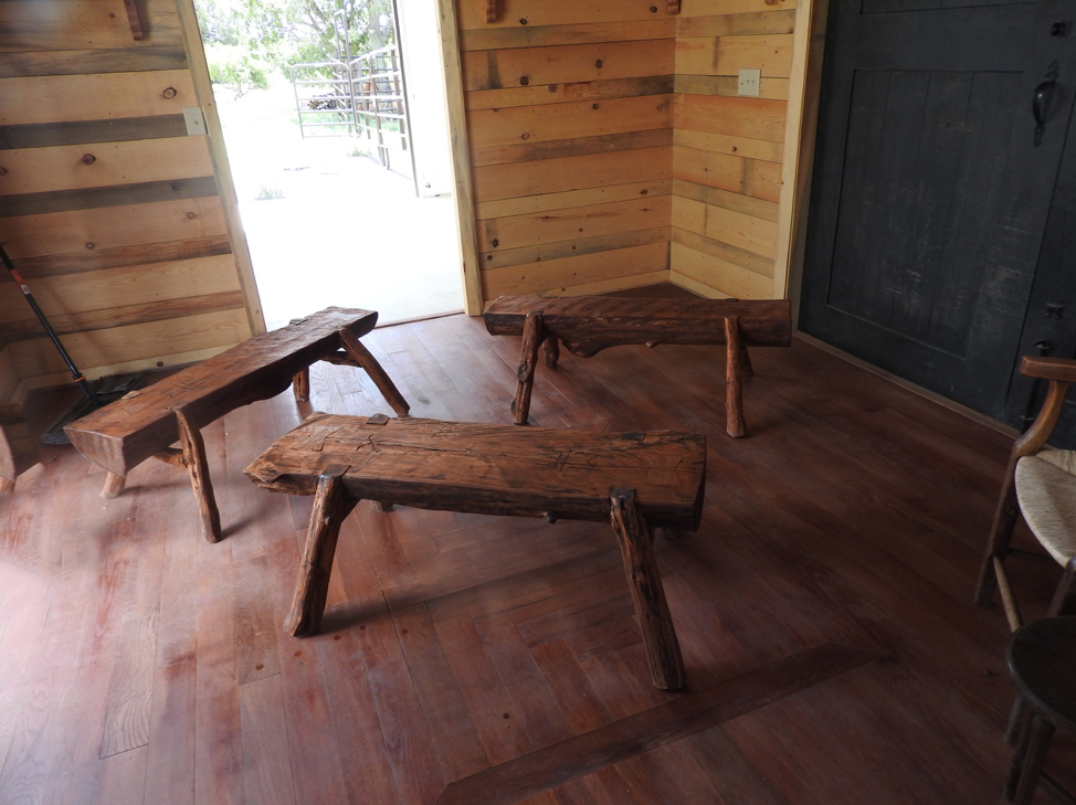Apache Mesa - Benches