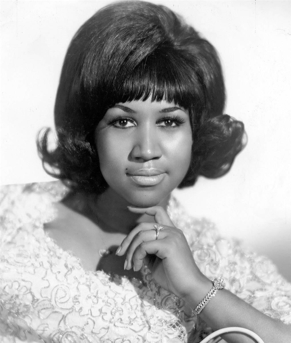 Aretha Franklin, 1968