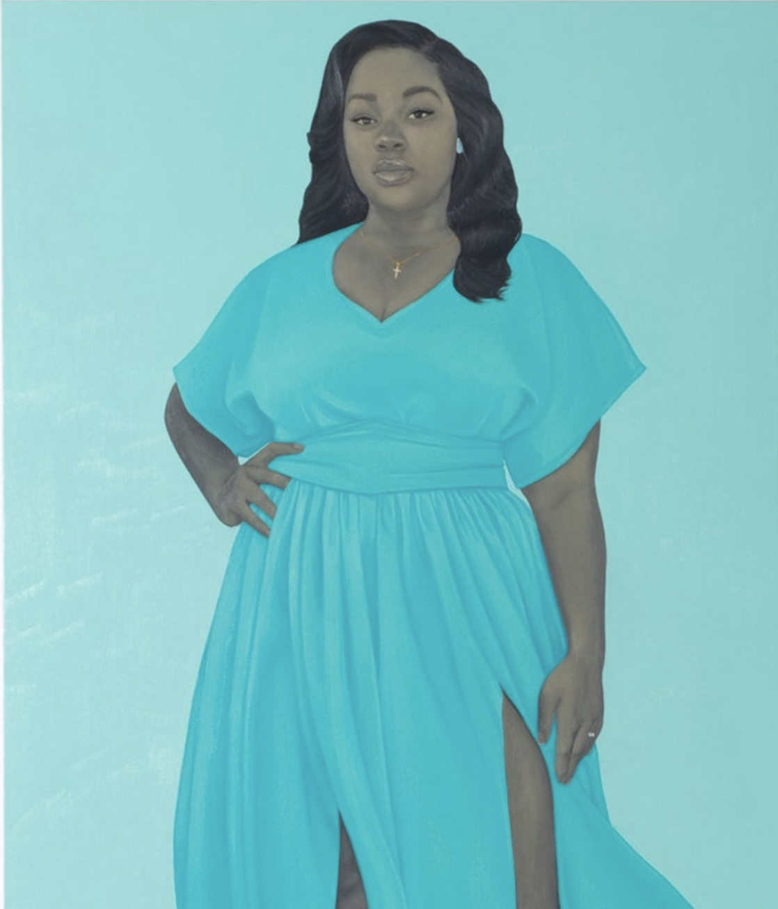 Painting of Breonna Taylor