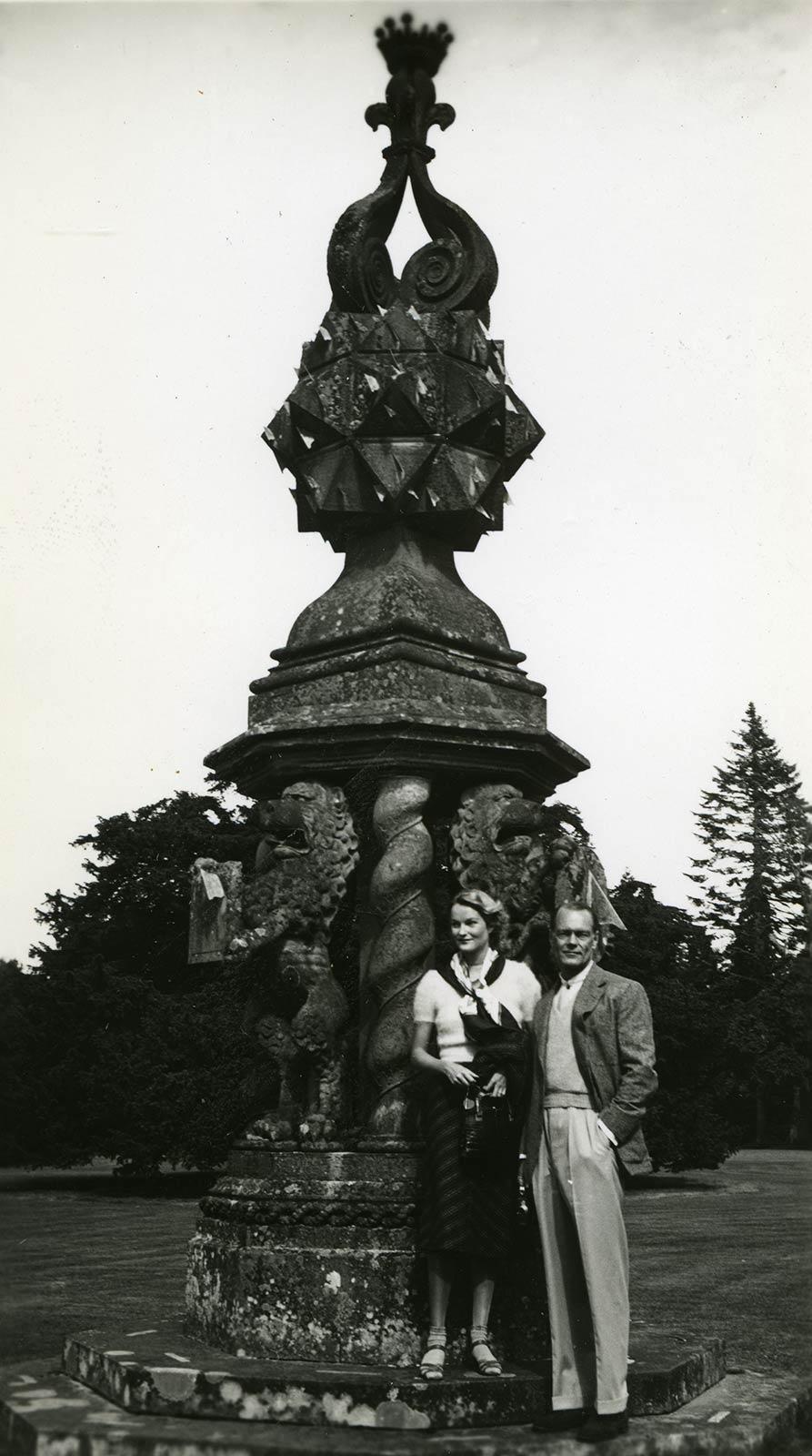 Doris Duke - James Cromwell