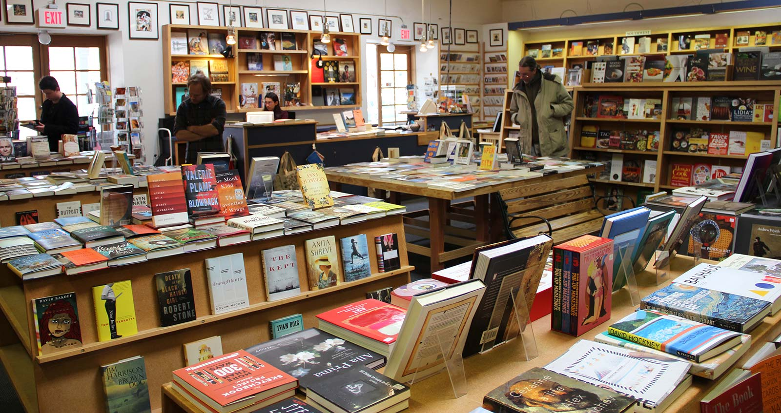 Garcia Street Books - Santa Fe, New Mexico