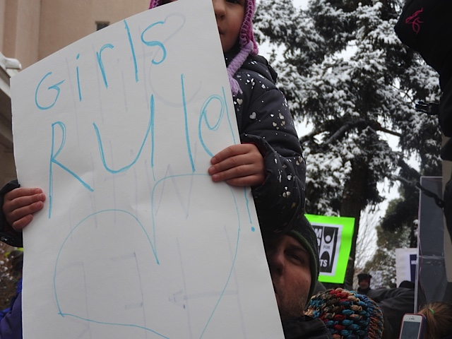 Girls Rule - Santa Fe