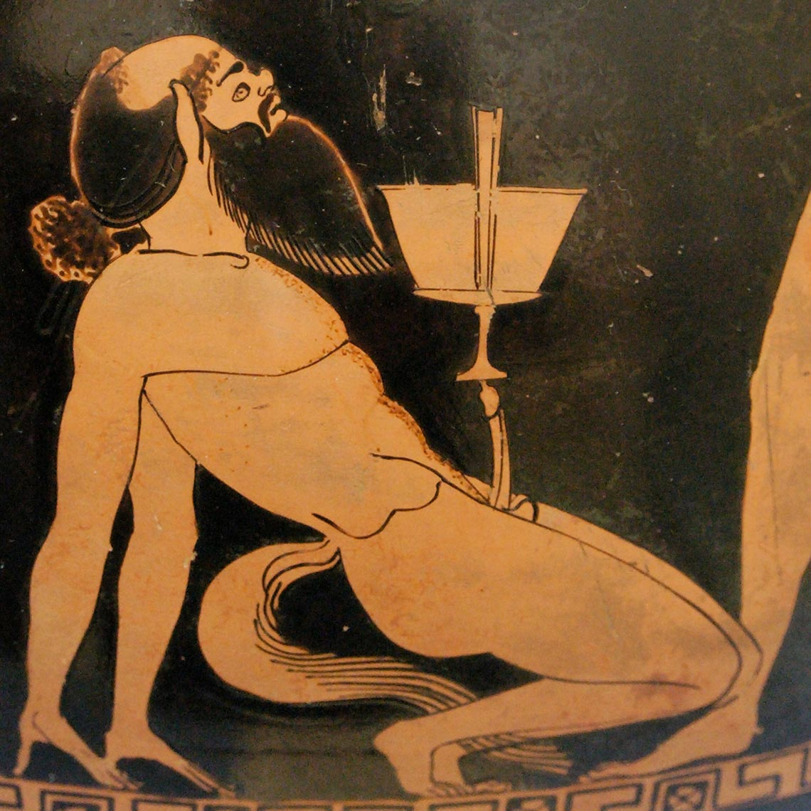 Greek Satyr
