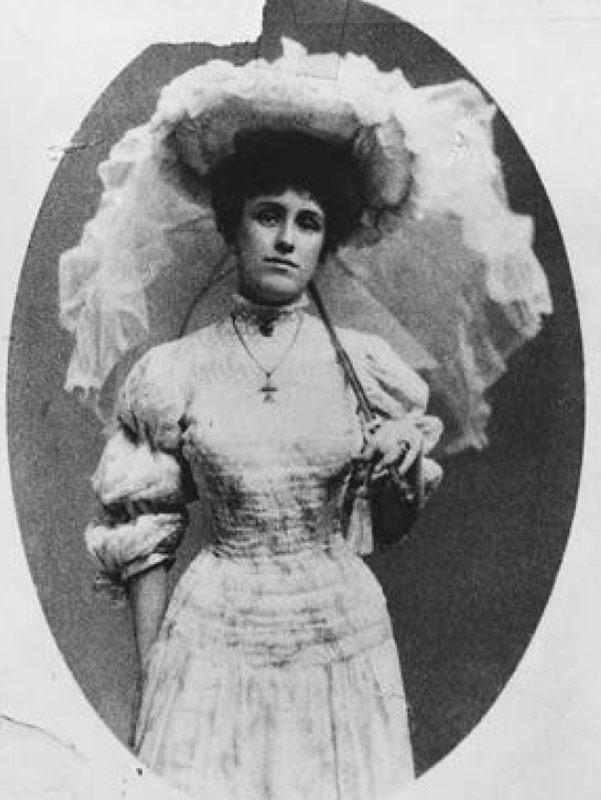 Helena Lefroy