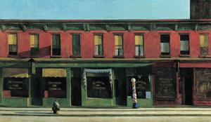 Hopper - Early Sunday Morning