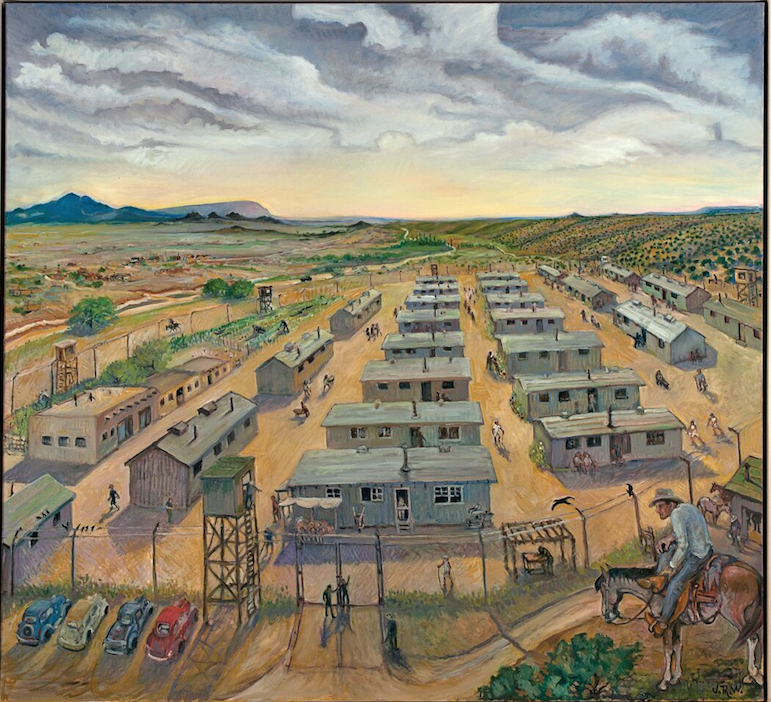 Jerry R. West Japanese Internment Camp (2009)