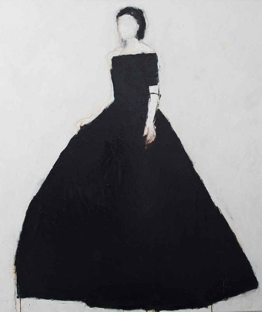 Painting by Linda Stojak