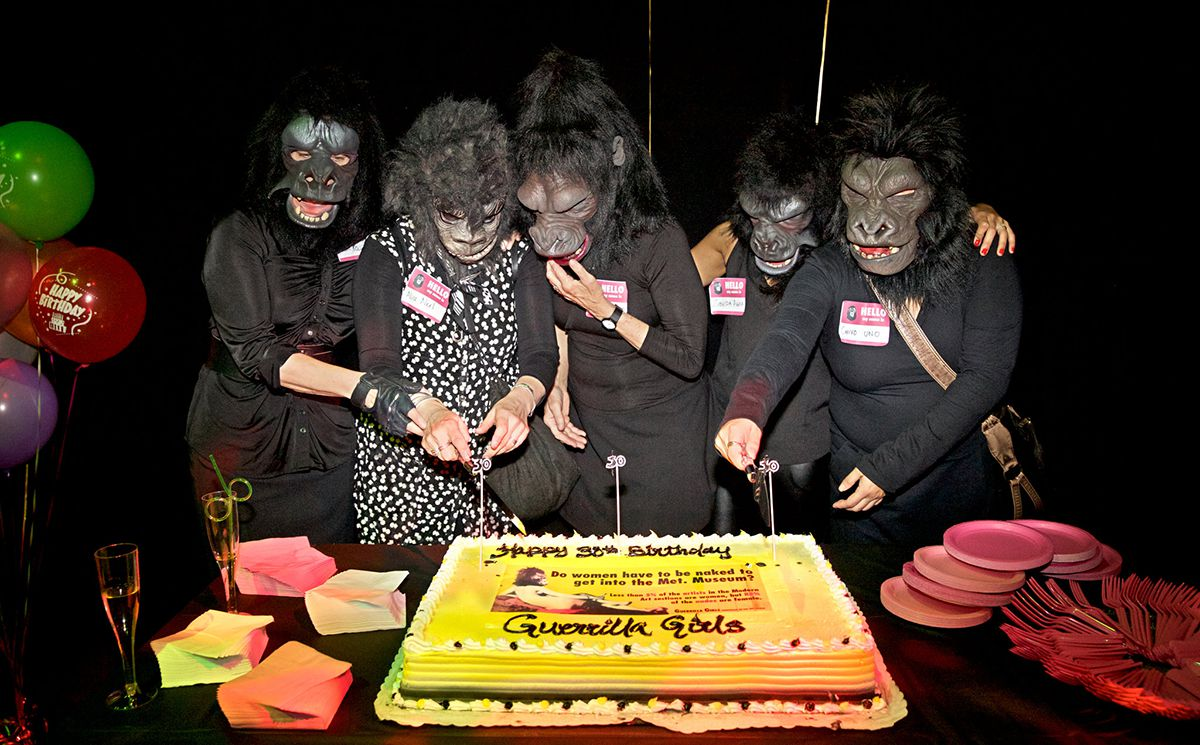 NY Times - Guerrilla Girls