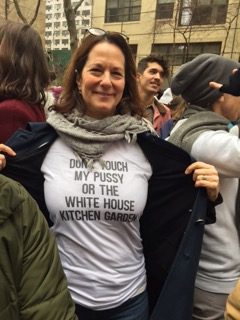 New York March - photo: Kent Paul