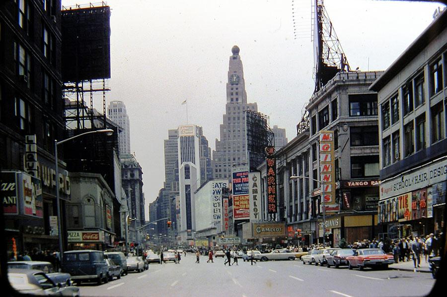 New York 1968