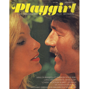 Playgirl magazine: May, 1974