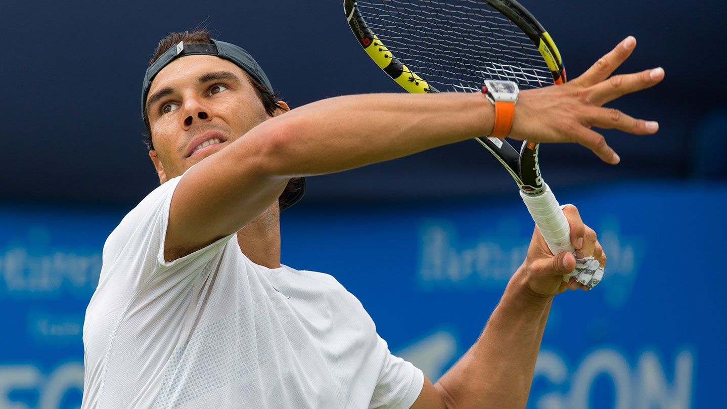 Rafael Nadal - Aegon Championships, 2016