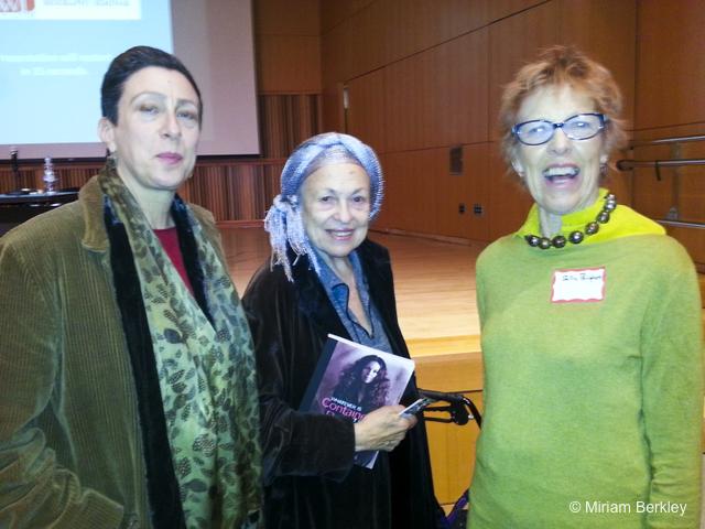 Ruth Greenstein - Helene Aylon - Sallie Bingham