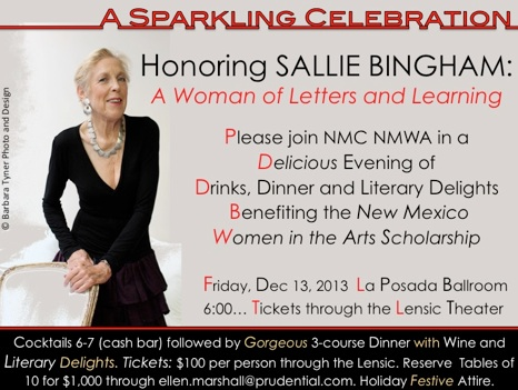 New Mexico Women in the Arts Invitation