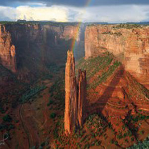 Spider Rock - Canyon de Chelly