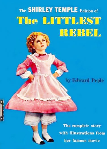 The Littlest Rebel - Shirley Temple