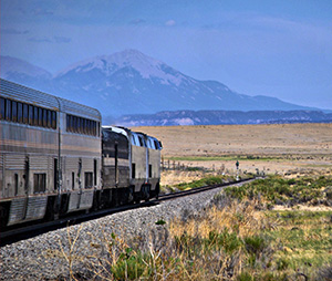 Westbound Southwest Chief