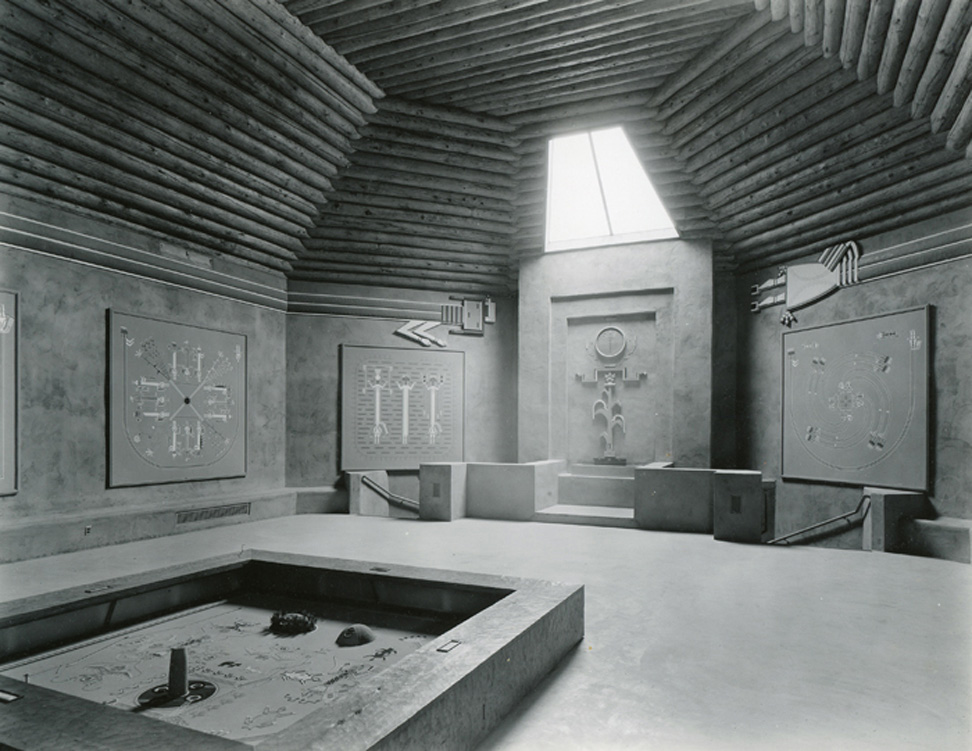 Wheelwright Museum - 1938