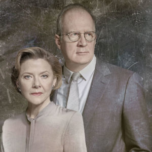 "Annette Bening and Tracy Letts in ""All My Sons"" - Roundabout Theatre Company, NYC"