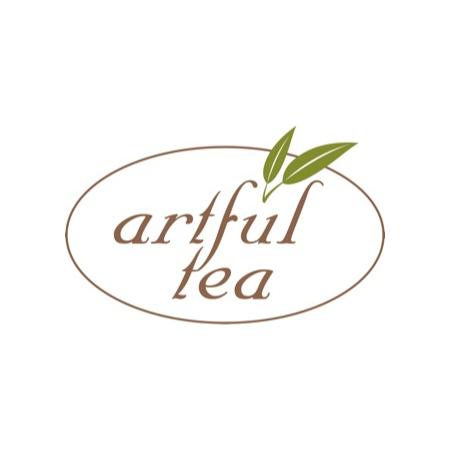 Artful Tea shop logo