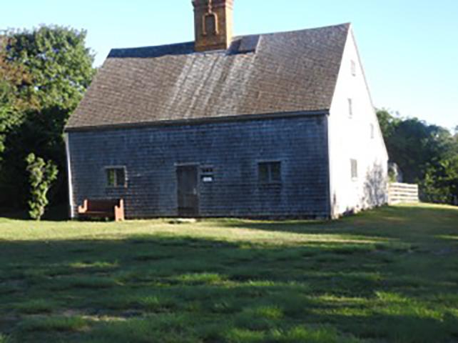 Historical Barn - Nantucket