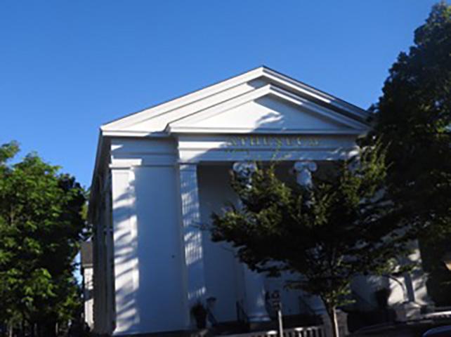 Historical Building - Nantucket