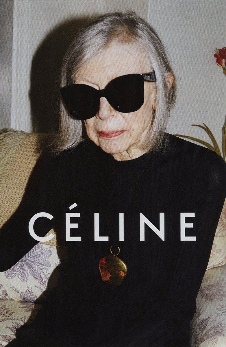 Céline - Joan Didion - Spring 2015