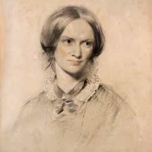 NPG 1452; Charlotte Brontë by George Richmond