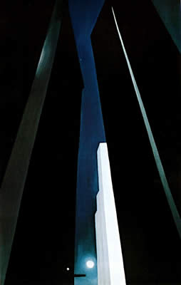 City Night - Georgia O'Keeffe