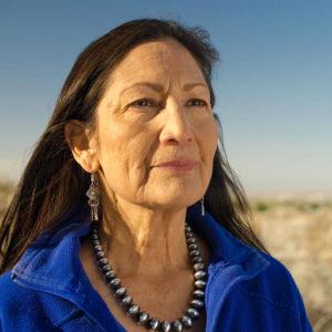 photo of Debra Haaland