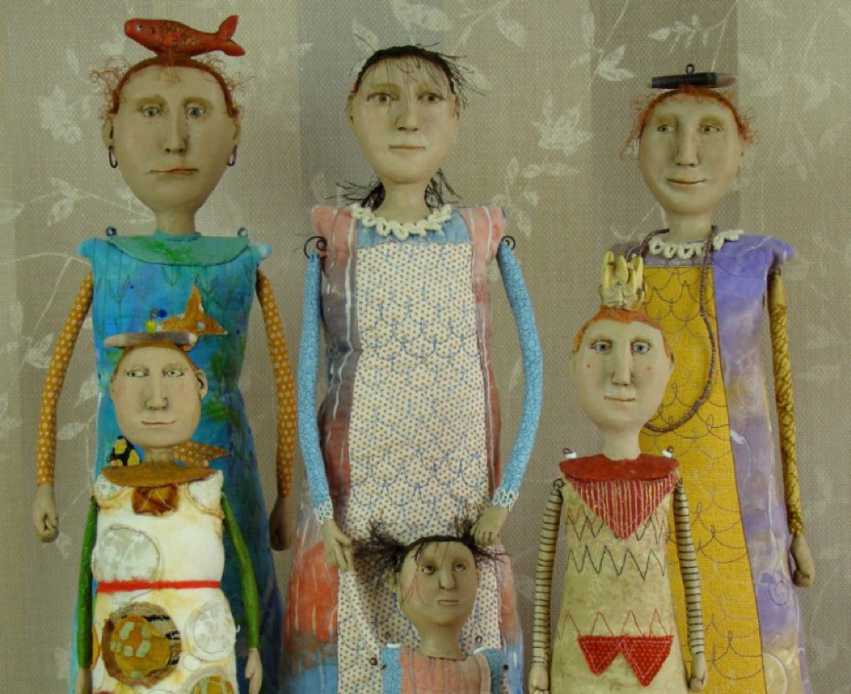 Mary Jane Butler - Dolls