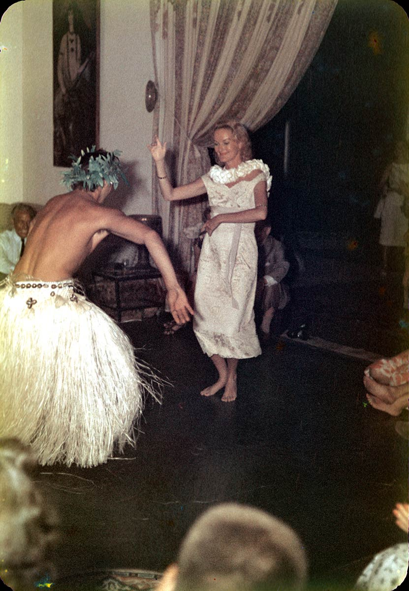 Doris Duke: Dancing