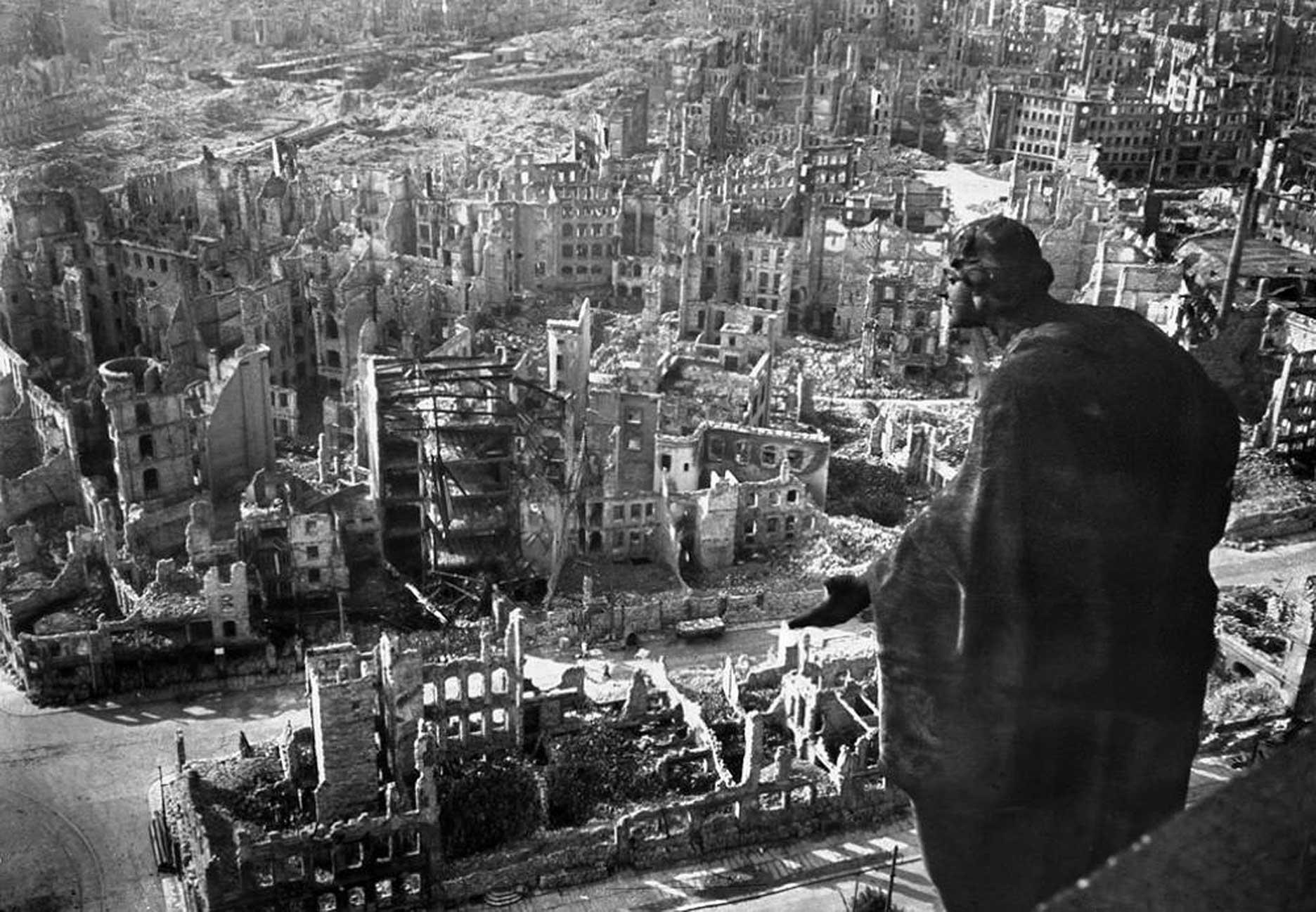 Dresden - World War II
