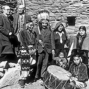Einstein at the Grand Canyon