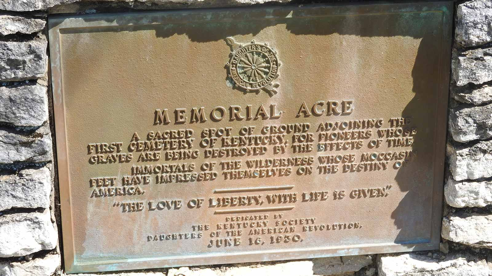 fort_harrod_kentucky_memorial_acre
