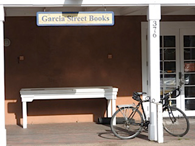 Garcia Street Books, Santa Fe NM