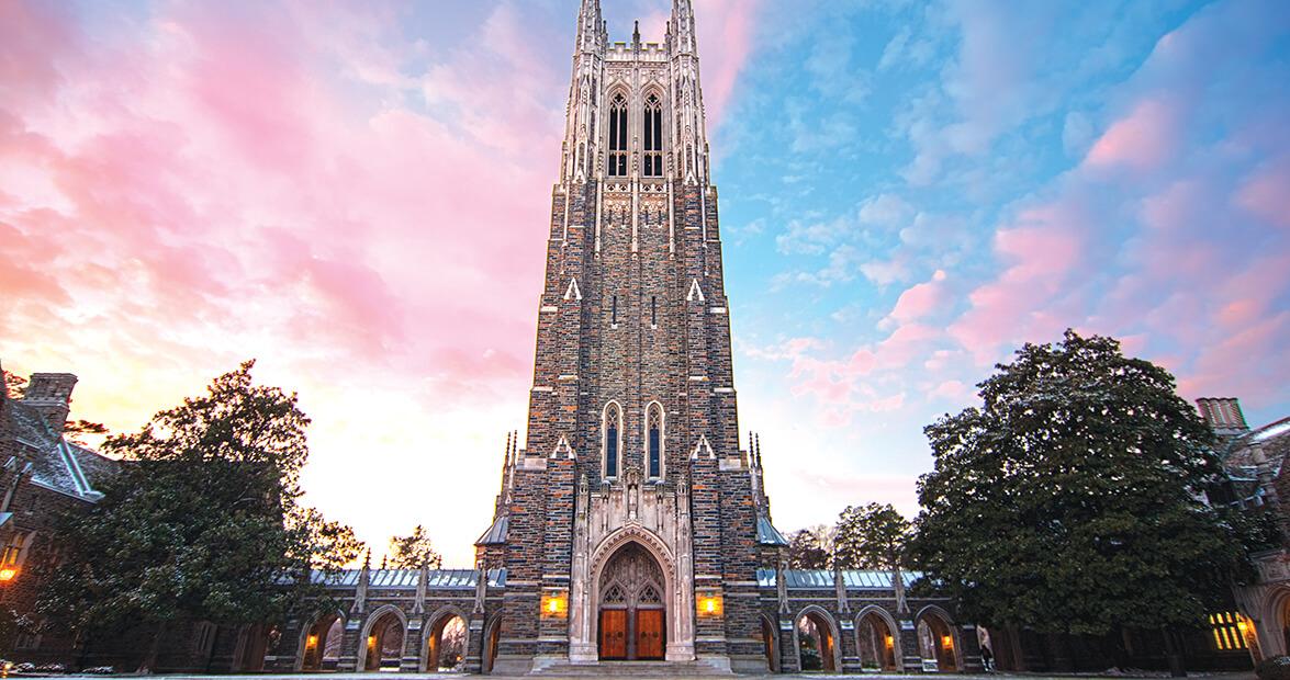 Duke Chapel - photo: WIilliam H. Majoros