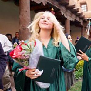 Iona Graduation