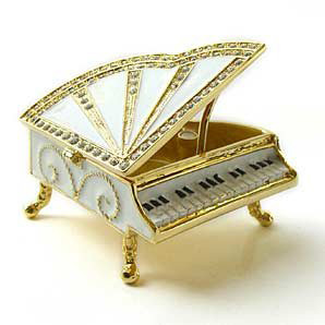 The Jeweled Piano