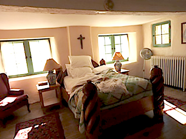 Mabel Dodge Luhan's Room
